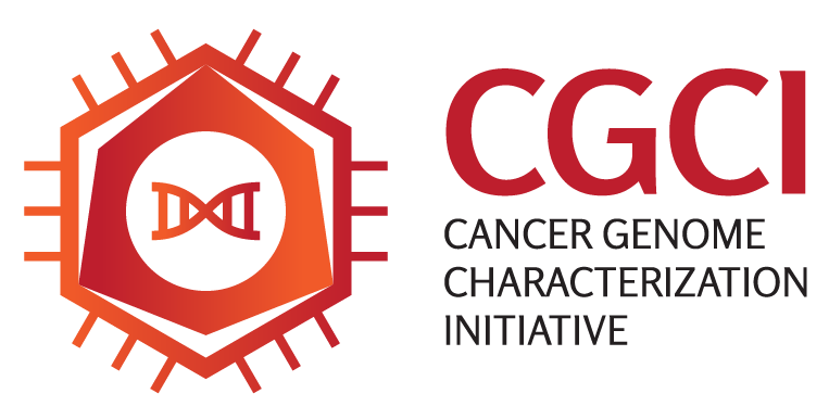Cancer Genome Characterization Initiative logo.