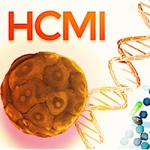 HCMI banner with an organoid